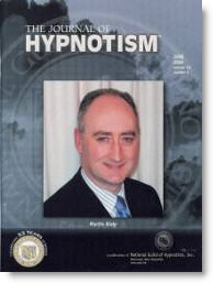 Martin Kiely National Guild of Hypnotists Journal of Hypnotism Cover